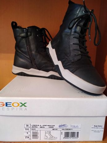 Ботинки подростковые GEOX р.38