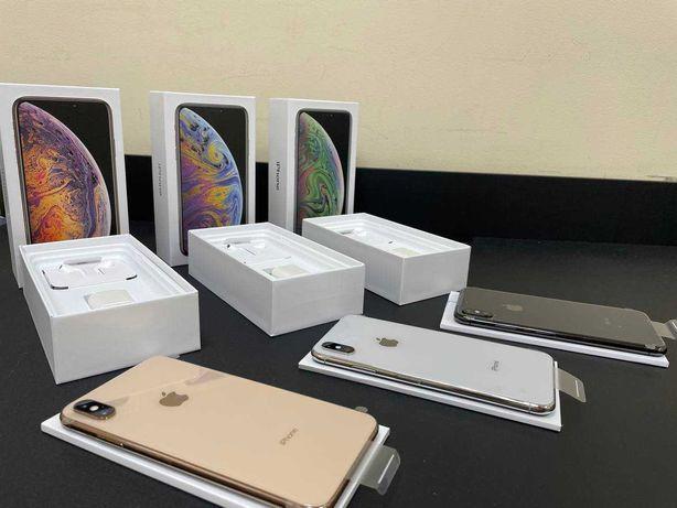 IPhone XS Max 64, 256Gb, новые, запечатанные, полная комплектация./ref