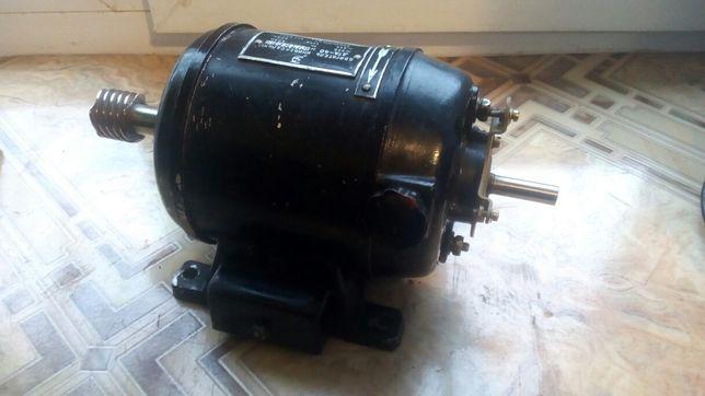 Электродвигатель СССР ТДА-40 АС DC коллекторный