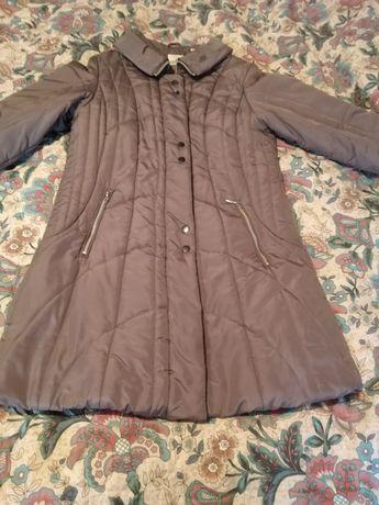 Продам куртка-пальто на синтепоне