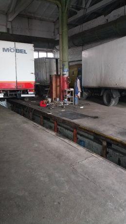 СТО ремонт грузовых, полуприцепов, микроавтобусов, легковых авто.