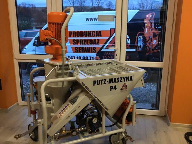 Agregat tynkarski P4 Fabrycznie Nowy