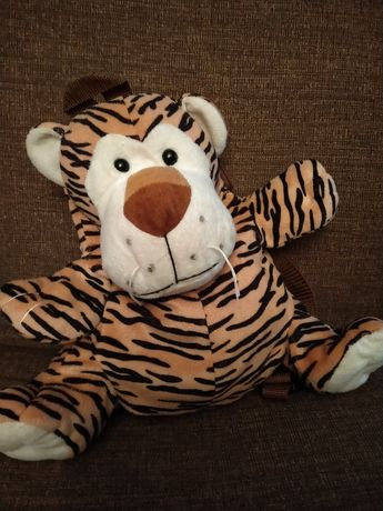 Plecak tygrysek dla przedszkolaka