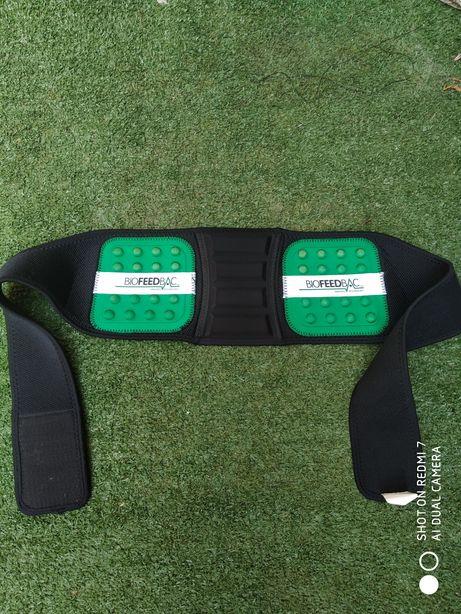 Пояс атлетический фитнес-пояс для тренировок массажный
