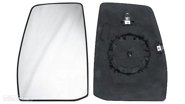 Vidro De Espelho Esquerdo Convexo Ford Tourneo Custom | 12- / Transit