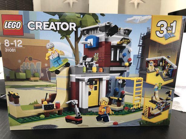 NOWE Lego Creator 31081