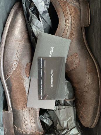Продам Туфлі чоловічі Dolce& Gabbana