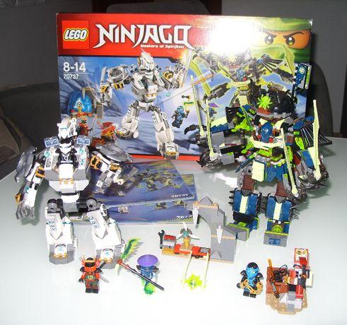 Lego Ninjago 70737 Starcie Tytanów