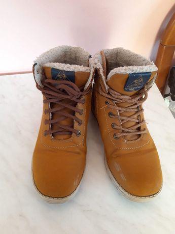 Chłopięce buty zimowe rozm.36