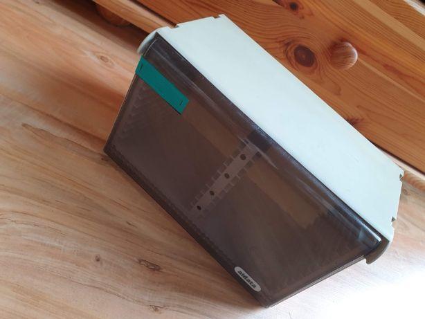 skrzynka kontenerek półeczka na CD