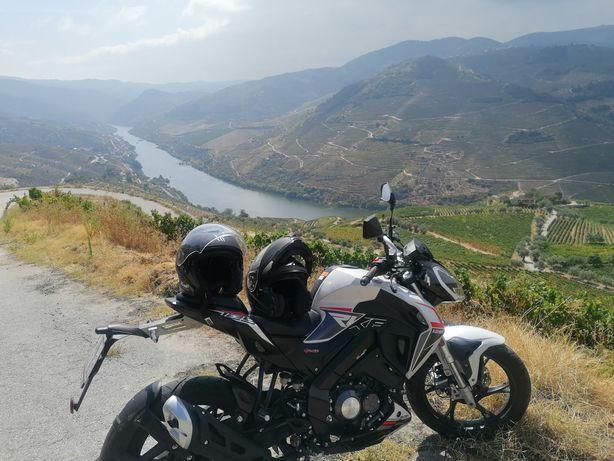 Vendo motociclo Keeway Rkf