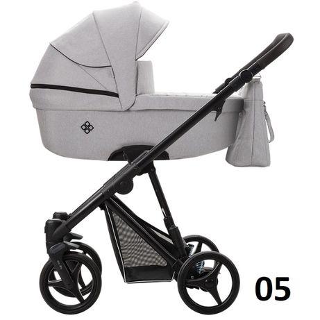 Bebetto Nitello 3w1 - wózek wielofunkcyjny BĘDZIN