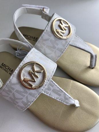MICHAEL KORS SAndały buty 28 sandałki skóra oryginalne ### butki ###