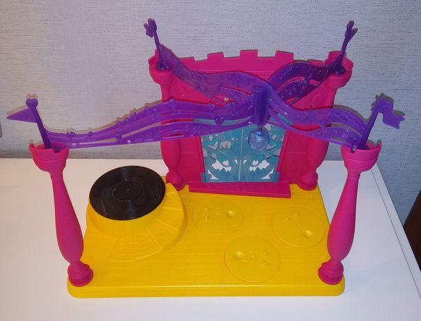 Scena dyskoteka Equestria Girls My little pony Szkolna Impreza