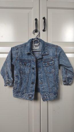 Kurtka jeansowa 110