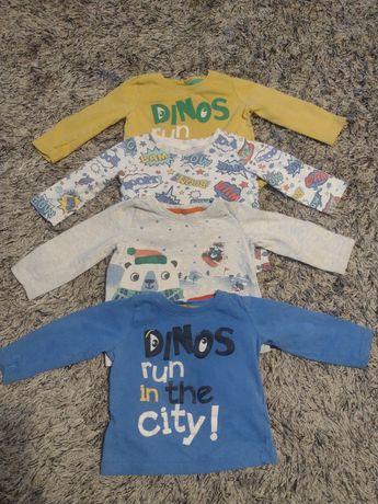 Koszulki chłopięce 80