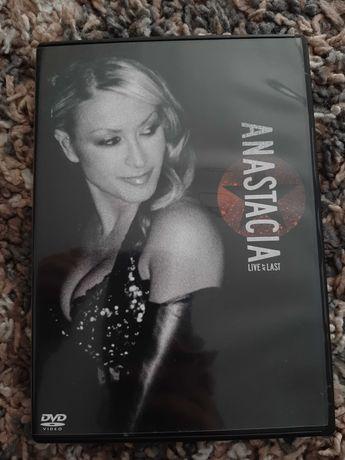 "DVD ""Anastacia Live at Last"""