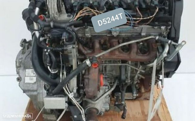 Motor Volvo XC90 XC70 2400D 2.4D 163Cv D5244T5