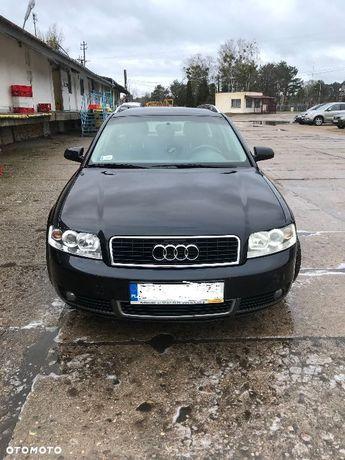 Audi A4 Audi a4b6 1.8T Avant