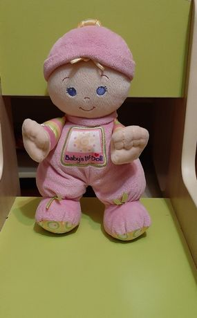 Продам моя первая кукла fisher price