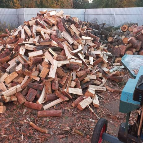 Продам дрова доставка