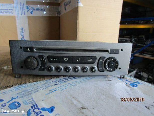 RADIO CD 98016075XH01 PEUGEOT / 308 / 2013 / CAR 2297 /
