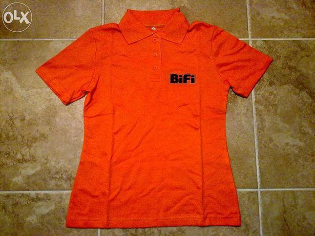 sprzedam koszulke damska polo BiFi rozm. M