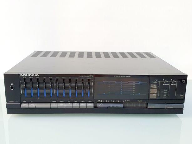Grundig V 8200 Wzmacniacz z korektorem (1986)