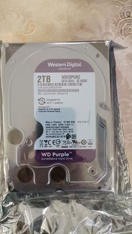 Disco 3.5 2 tb western Digital