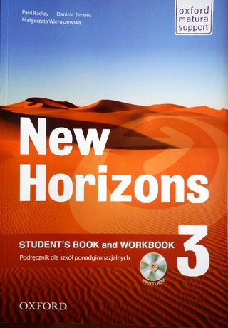 New Horizons 3 Student's Book and Workbook