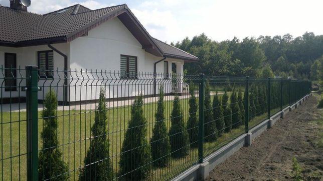 Ogrodzenia panelowe oraz siatki ogrodzeniowej 95 zł