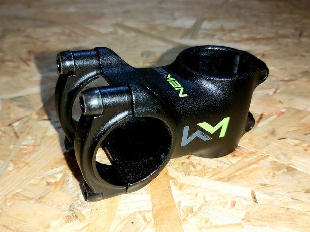 Mostek kierownicy roweru New Man 50mm 31.8mm 146g XC Trail MTB