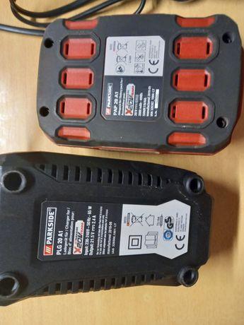 Parkside bateria i ładowarka