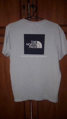 Футболка The north face(tnf) box logo