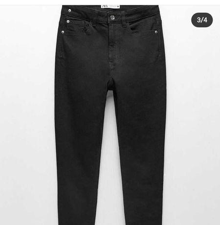 Джинси чорні від Zara