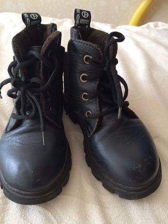 Демисезонные ботинки 28 размера 1000 руб