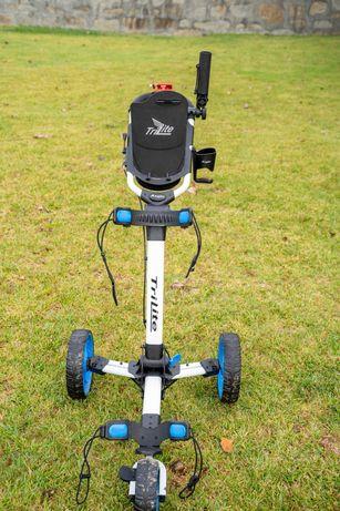 Trolley  de 3 rodas super leve e compacto - Trilite Golf Trolley