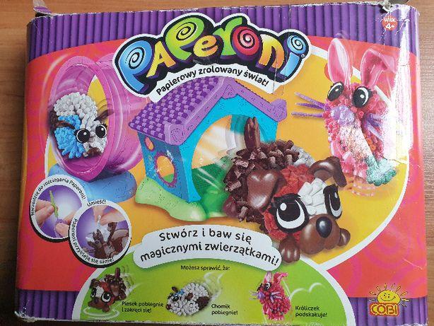 PAPERONI 99011 Zestaw Magiczne zwierzątka - duży - artystyczna