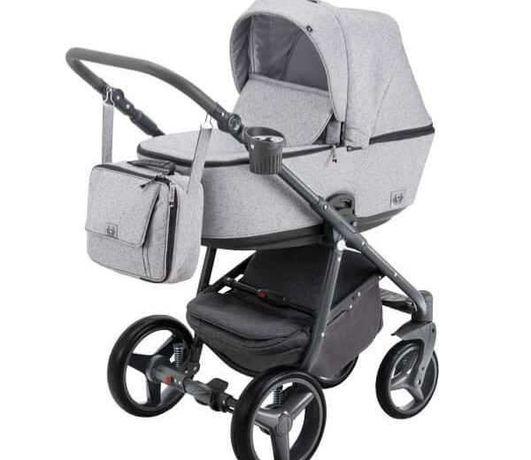 Wózek Adamex Reggio 2w 1Plus