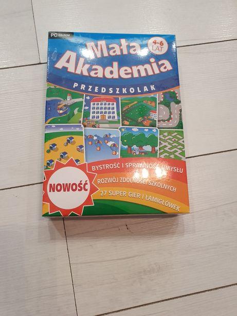 Gra PC CD Rom Mała Akademia. Przedszkolak