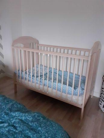 Lozeczko niemowlece 120×60