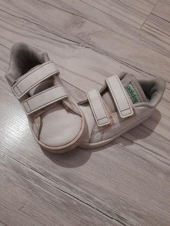 Adidasy białe zielone Adidas 20
