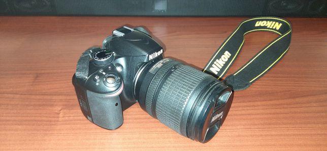 Фотоаппарат NIKONd3200