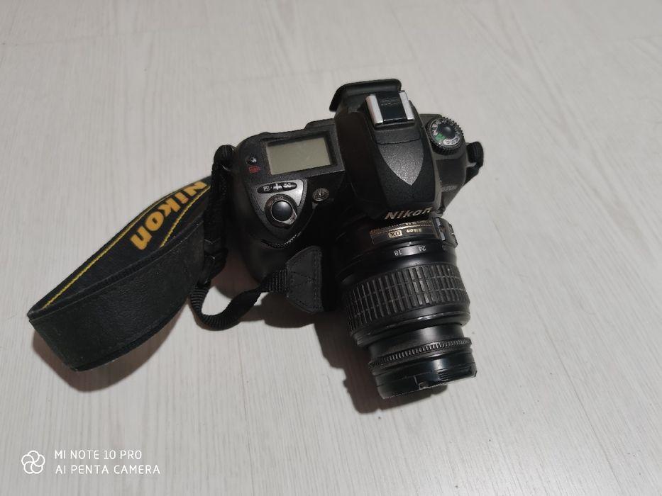 Nikon D70s com lente 18-55mm São Roque do Pico - imagem 1