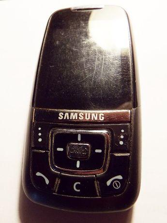Samsung SGH-D600 - wyświetlacz, taśma i przednia ścianka telefonu