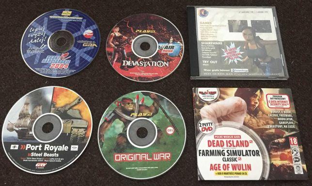 Gry Retro PC: The Sims, Original War, Hitman, Dead Island