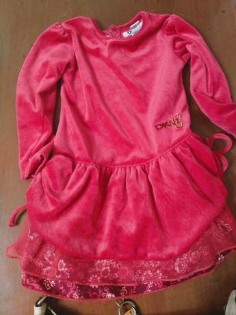 Платье для девочек 1-2