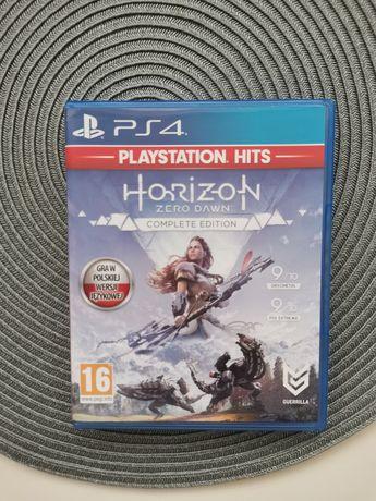Horizon Zero Dawn Complete Edition PS4 PL dubbing