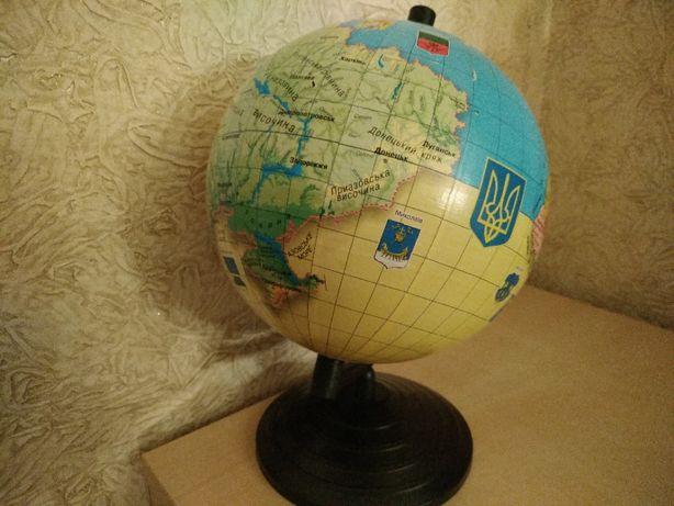 Глобус Украины новый