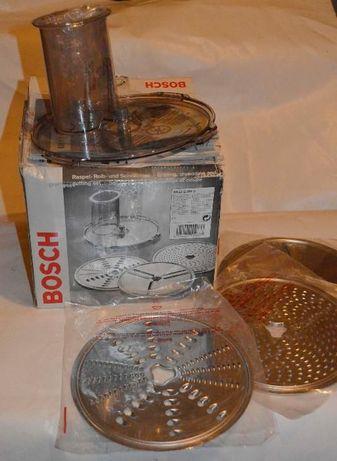 Насадки Bosch (Бош) - набор дисков для нарезки и натирания МUZ6RR2